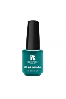 Red Carpet Manicure LED Gel Polish - Santorini Martini - 0.3oz / 9ml