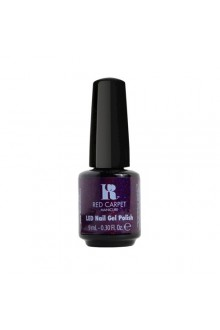 Red Carpet Manicure LED Gel Polish - Scandalous - 0.3oz / 9ml