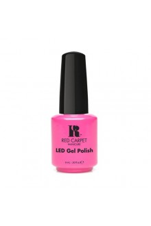 Red Carpet Manicure LED Gel Polish - Socialite Status - 0.3oz / 9ml