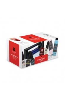 Red Carpet Manicure - Gel Polish Starter Kit w/ Portable Plug-In LED Light