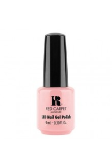 Red Carpet Manicure LED Gel Polish - Sweet Love - 0.3oz / 9ml