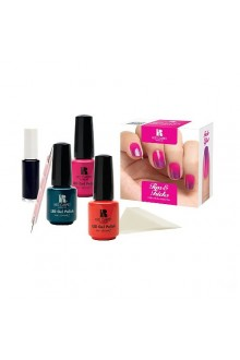 Red Carpet Manicure - Tips and Tricks Nail Art Kit