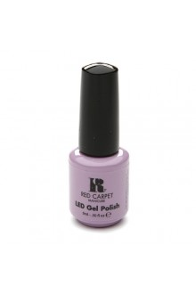 Red Carpet Manicure LED Gel Polish - Violetta Darling - 0.3oz / 9ml