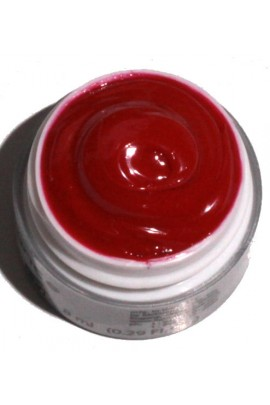 Light Elegance Gel Art 3D: Red - 0.29oz / 8ml