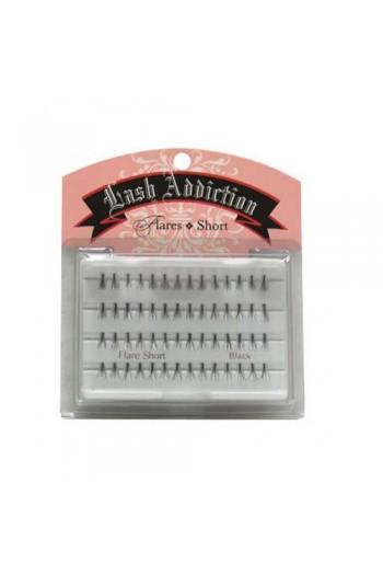 Reese Robert - Lash Addiction - Individual Flares - Short Black