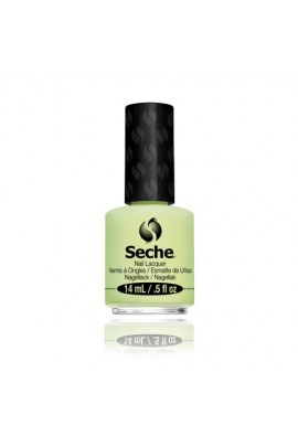 Seche Nail Lacquer - Prim & Polished Collection - May Be Modest - 0.5oz / 14ml