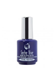 Seche Vive Instant Gel Effect Top Coat - 0.5oz / 14ml