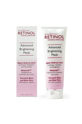 Skincare Cosmetics - Retinol Advanced Brightening Mask - 4.23oz / 120g