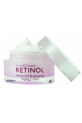 Skincare Cosmetics - Retinol Advanced Brightening Night Cream - 1.7oz / 48g