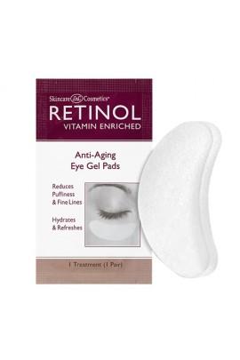 Skincare Cosmetics - Retinol Anti-Aging Skincare - Eye Gel Pads - 10 Pairs