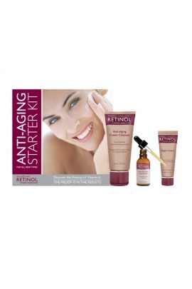 Skincare Cosmetics - Retinol Anti-Aging Skincare - Starter Kit 46441