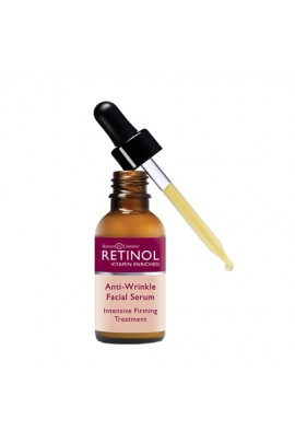 Skincare Cosmetics - Retinol Anti-Aging Skincare - Anti-Wrinkle Facial Serum - 1oz / 30ml