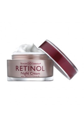 Skincare Cosmetics - Retinol Anti-Aging Skincare - Night Cream - 1.7oz / 48g