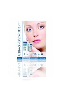 Skincare Cosmetics - Retinol-X Anti-Aging Skincare - Starter Kit