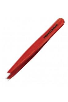 Tweezerman Slant Tweezer - Signature Red