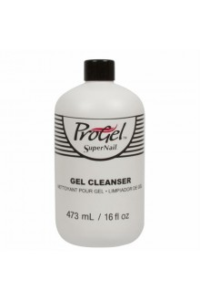 SuperNail ProGel - Gel Cleanser - 16oz / 473ml