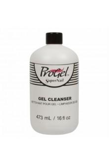 SuperNail ProGel - Gel Cleanser - 16oz / 473ml