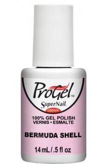 SuperNail ProGel Polish - Bermuda Shell - 0.5oz / 14ml
