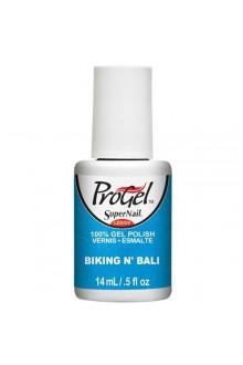 SuperNail ProGel Polish - Biking n' Bali - 0.5oz / 14ml