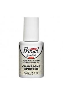 SuperNail ProGel Polish - Champagne Spritzer - 0.5oz / 14ml