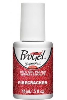 SuperNail ProGel Polish - Firecracker - 0.5oz / 14ml