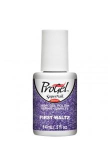 SuperNail ProGel Polish - First Waltz - 0.5oz / 14ml