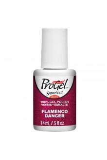 SuperNail ProGel Polish - Flamenco Dancer - 0.5oz / 14ml