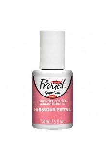 SuperNail ProGel Polish - Hibiscus Petal - 0.5oz / 14ml