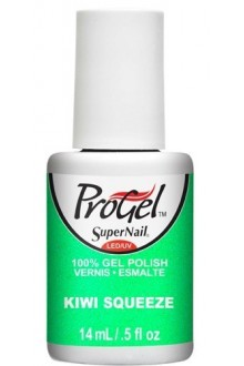 SuperNail ProGel Polish - Kiwi Squeeze - 0.5oz / 14ml