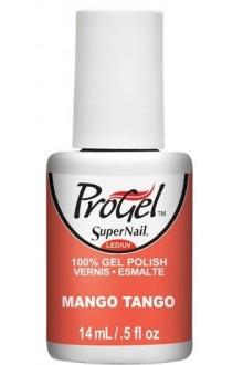 SuperNail ProGel Polish - Mango Tango - 0.5oz / 14ml