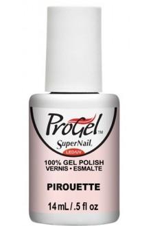 SuperNail ProGel Polish - Pirouette - 0.5oz / 14ml