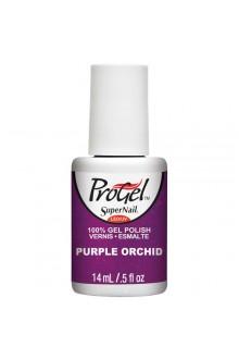 SuperNail ProGel Polish - Purple Orchid - 0.5oz / 14ml
