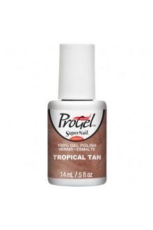 SuperNail ProGel Polish - Tropical Tan - 0.5oz / 14ml