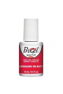 SuperNail ProGel Polish - Boardwalk Babe Collection - Lifeguard On Duty - 0.5oz / 14ml