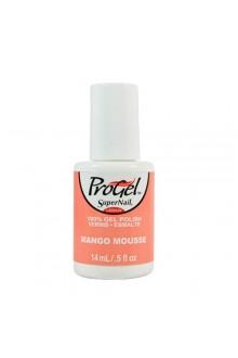 SuperNail ProGel Polish - Sweet Boutique Collection - Mango Mousse - 0.5oz / 14ml