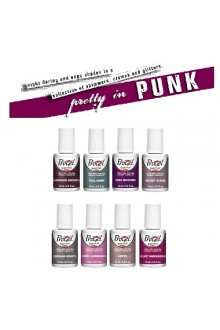 SuperNail ProGel Polish - Pretty in Punk Collection - All 8 Colors