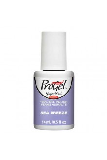SuperNail ProGel Polish - Boardwalk Babe Collection - Sea Breeze- 0.5oz / 14ml
