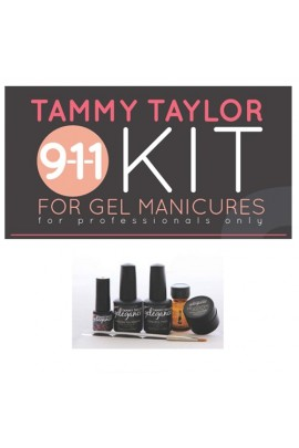 Tammy Taylor 9-1-1 Kit for Gel Manicures