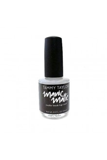 Tammy Taylor Manic Matte Top Coat - 0.5oz / 14ml