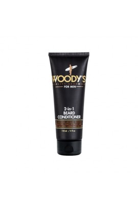 Woody's Quality Grooming - 2-in-1 Beard Conditioner - 4oz / 118ml