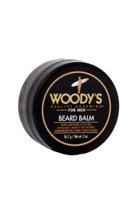 Woody's Quality Grooming - Beard Balm - 2oz / 56.7g