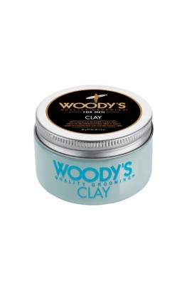 Woody's Quality Grooming - Clay - 3.4oz / 96g