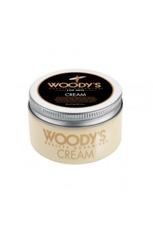 Woody's - Cream - 3.4oz / 96g