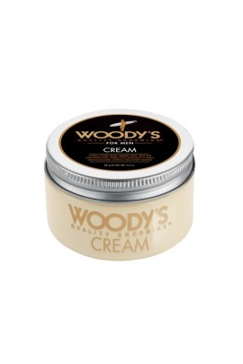 Woody's Quality Grooming - Cream - 3.4oz / 96g