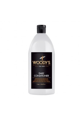Woody's Quality Grooming - Daily Conditioner - 33.8oz / 1L