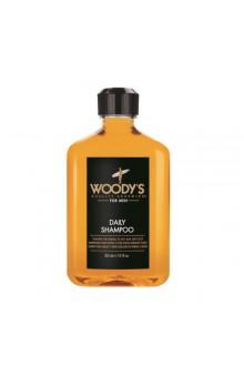 Woody's - Daily Shampoo - 12oz / 355ml