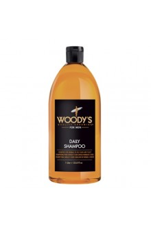 Woody's Quality Grooming - Daily Shampoo - 33.8oz / 1L