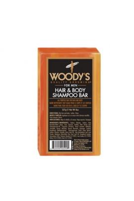 Woody's Quality Grooming - Hair & Body Shampoo Bar - 227g / 8oz