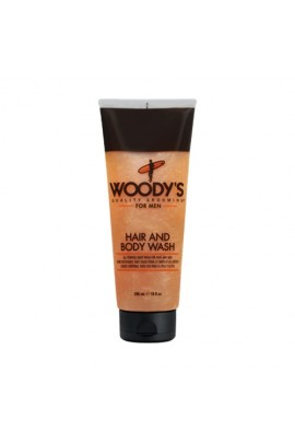 Woody's Quality Grooming - Hair & Body Wash - 10oz / 296ml
