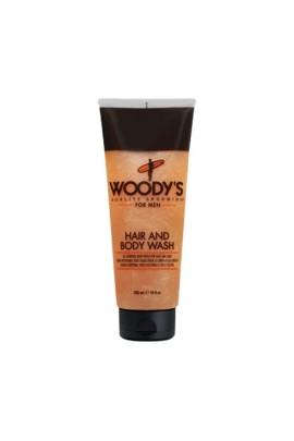 Woody's Quality Grooming - Hair & Body Wash - 10oz / 296ml